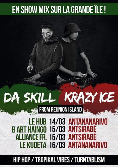DaSkill & Krazy Ice